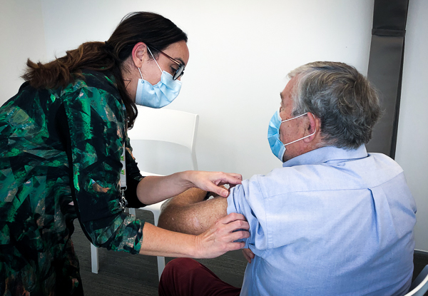 Covid-19 Vaccine Rollout South Auckland